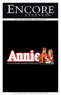 Anne at the Fox