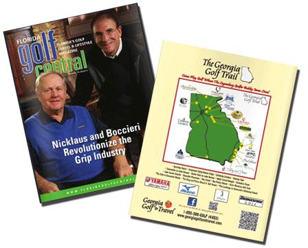 Florida Golf Central magazine