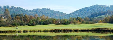 Brasstown Valley Golf