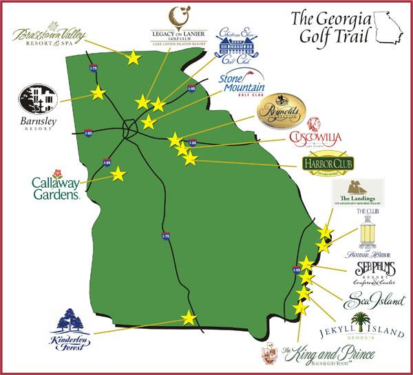 Callaway Gardens Ga Map | Fasci Garden